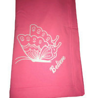 breast cancer believe blanket