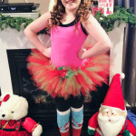 Jingle Bell Christmas Tutu