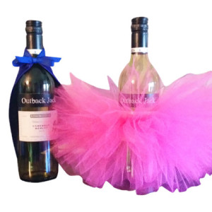 wine bottle tutu