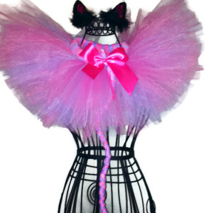 Cheshire Cat INspired Tutu