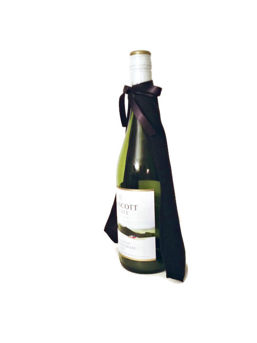 Groom Wine Bottle Tuxedo Cape