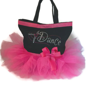 hot-pink-dance-tutu-tote-bag