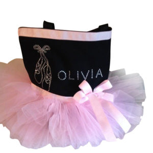 Light Pink Tutu Bag