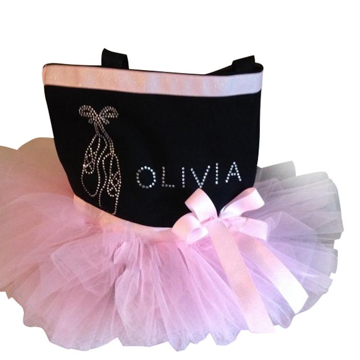 Light Pink Tutu Bag