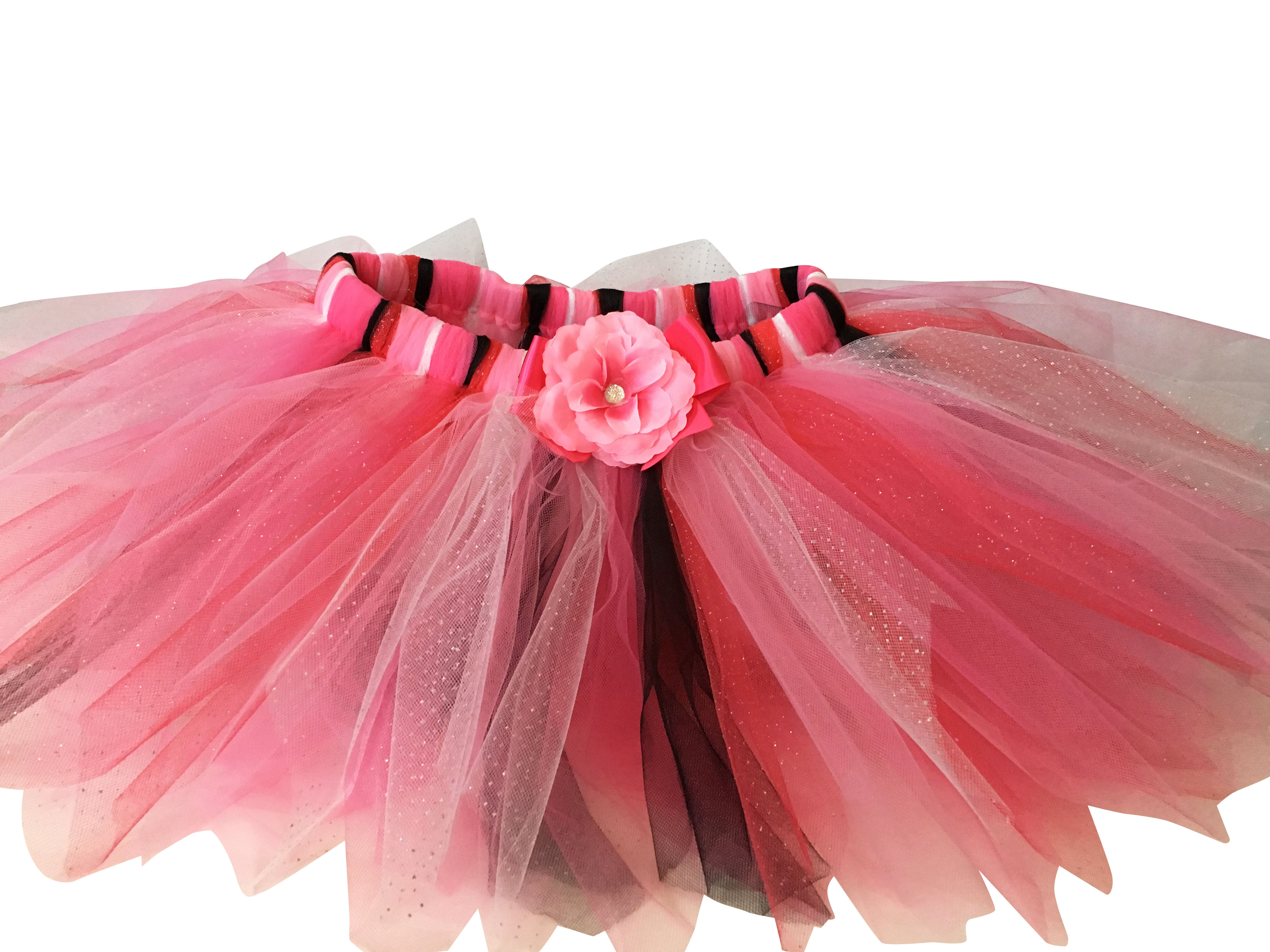 simply pink princess sparkle tutu
