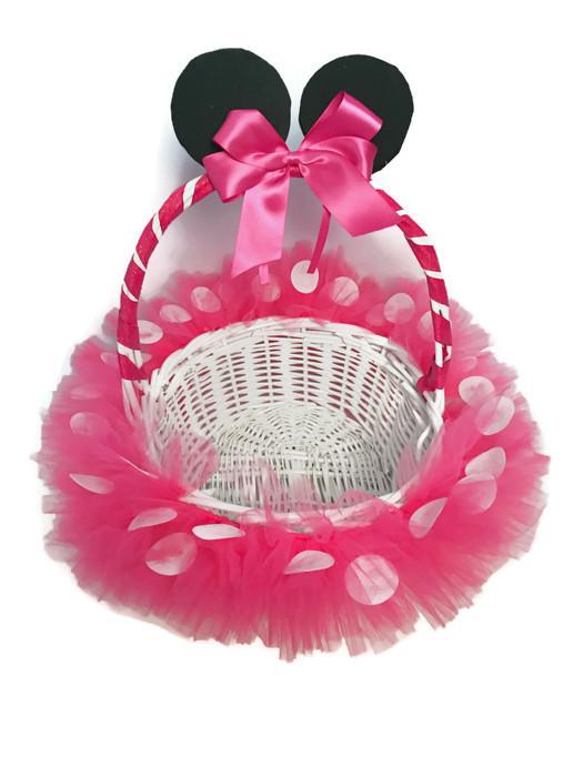 minnie-inspired-pink-polka-dot-tutu-easter-basket