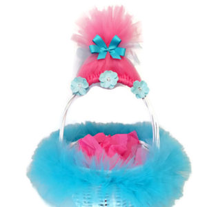 pink-troll-inspired-tutu-easter-basket