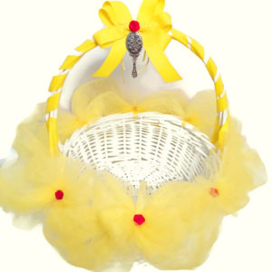 Belle-Inspired-Yellow-Tutu-Easter-Basket