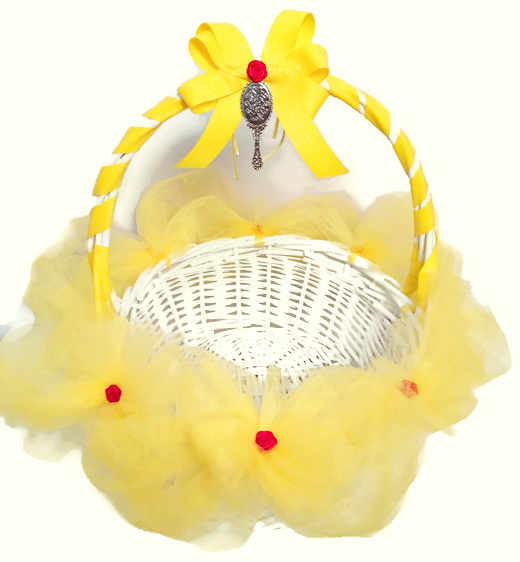 Belle-Inspired-Yellow-Tutu-Easter-Basket