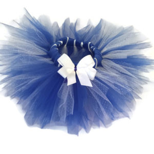True Blue Sparkle Tutu