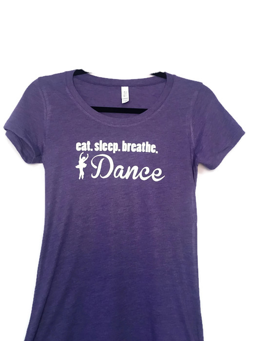 Eat sleep relax dance shirt