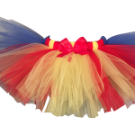 Snow white inspired tutu