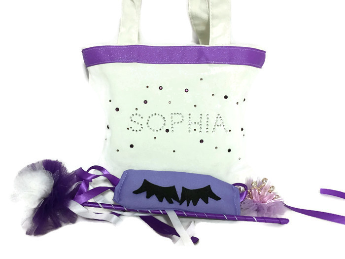 sassy girl birthdayparty  tote