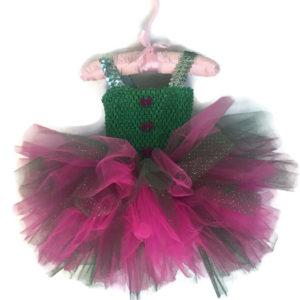 My Green Eyed Fairy Girl Tutu Dress