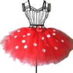 Red Polka Dot Minnie Inspired Tutu