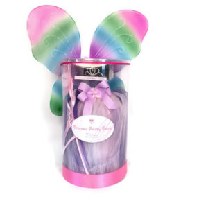 Enchanted Rainbow Princess Party Pack