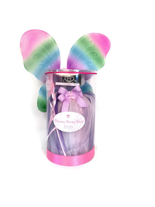 Enchanted Rainbow Princess Party Pack