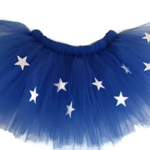 Wonder Woman Inspired Halloween Tutu