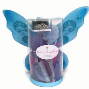 Blue Princess Party Pack