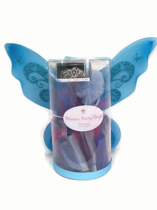 Blue Princess Party Pack