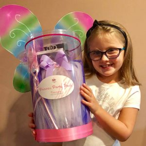 Princess Birthday Party Dress Up Fun