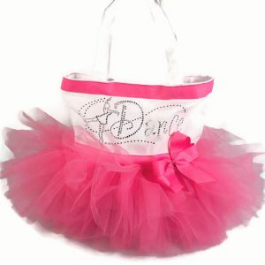 Sassy Hot Pink Tutu Bag