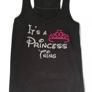 it's a princess thing