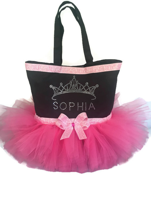 My Princess Tiara Tutu Bag