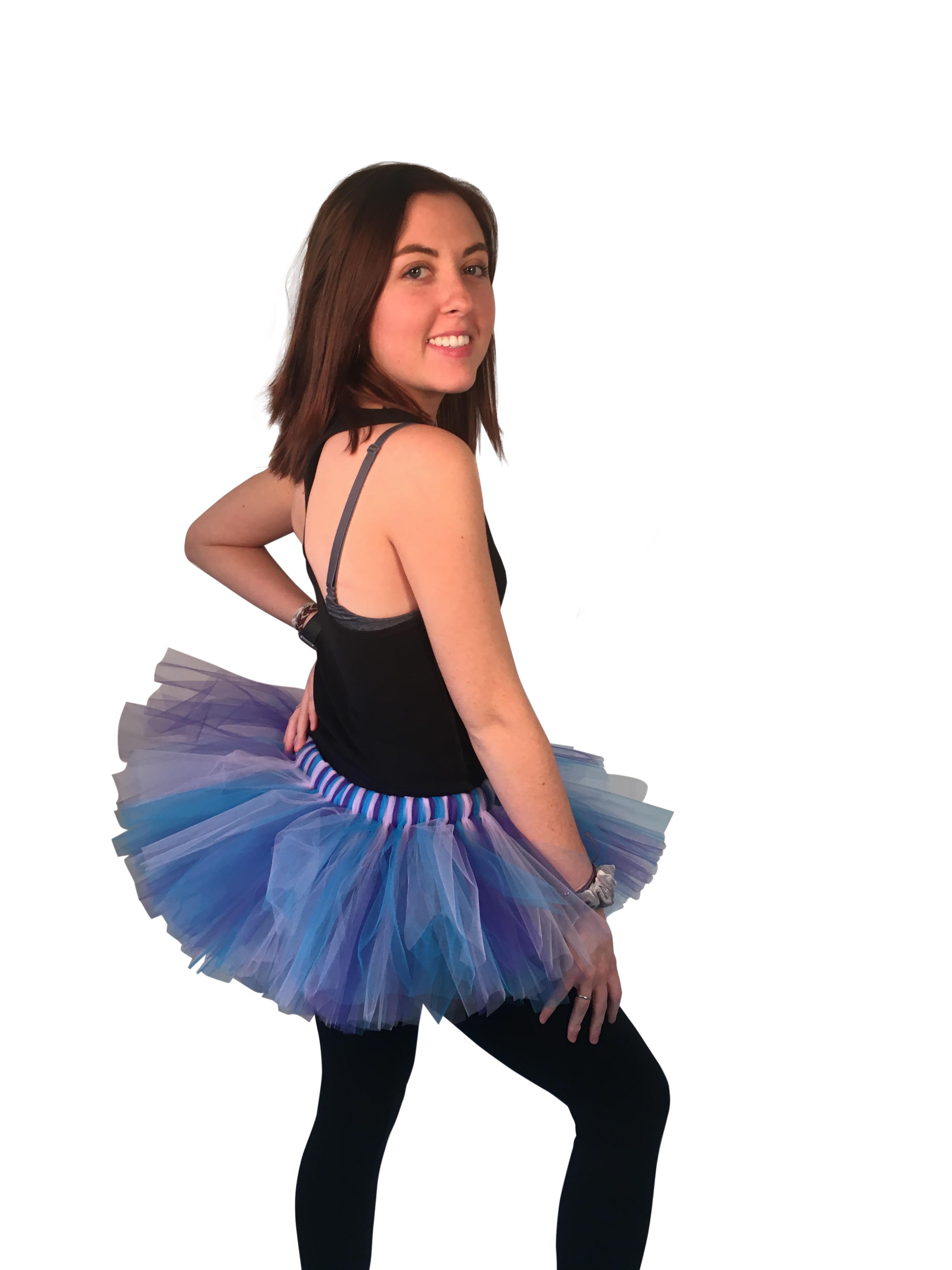 Fun Run Enchanted Mermaid Tutu