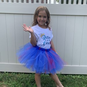 Rotten Tutu Inspired By Descendants Evie