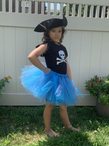 Splash Pirate Tutu Inspired by Descendants Uma