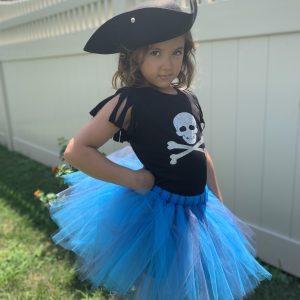 Splash Pirate Tutu Inspired by Descendants Uma