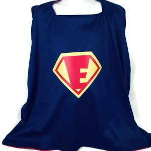 Charming Delight Personalized Superhero Cape