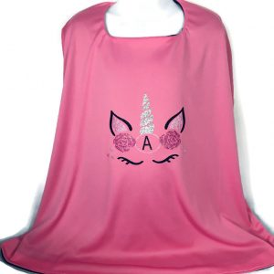 Princess Unicorn Enchantment Superhero Cape