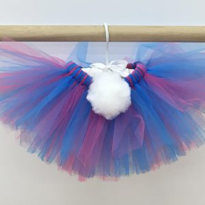 Blue Raspberry Soda Pop Tutu