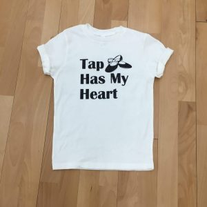 Glittering Tap Dance Has My Heart T-Shirt