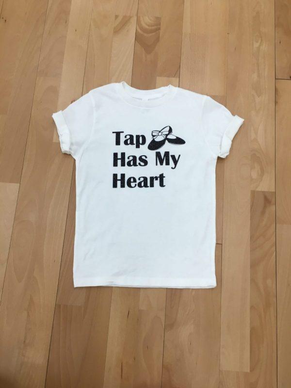 Glittering Tap Dance Has My Heart T-Shirt
