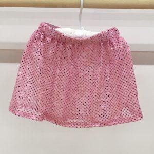 Sparkling Confetti Dot Dance Skirt