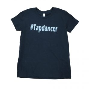 Social Tap Dancer Fitted Shirt