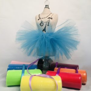 "DIY No-Sew 18"" Doll Tutu Kits"