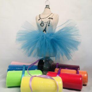 """DIY No-Sew 18"""" Doll Tutu Kits"""
