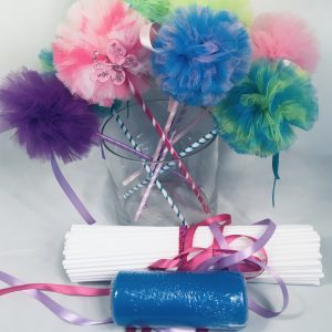 DIY Princess Fairy Magic Wands