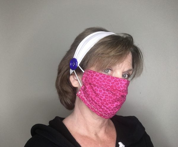 Button Headbands For Healthcare Workers