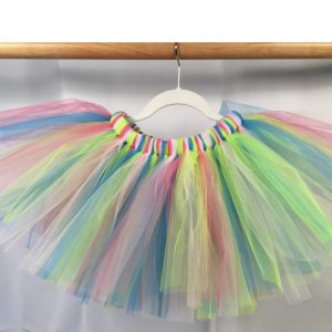 rainbow unicorn tutu