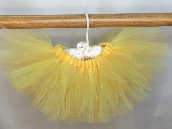 lemon yellow sunshine tutu