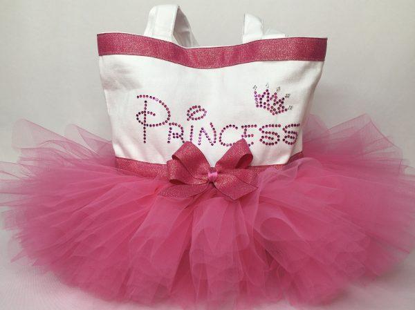 Pink Princess Tutu Bag
