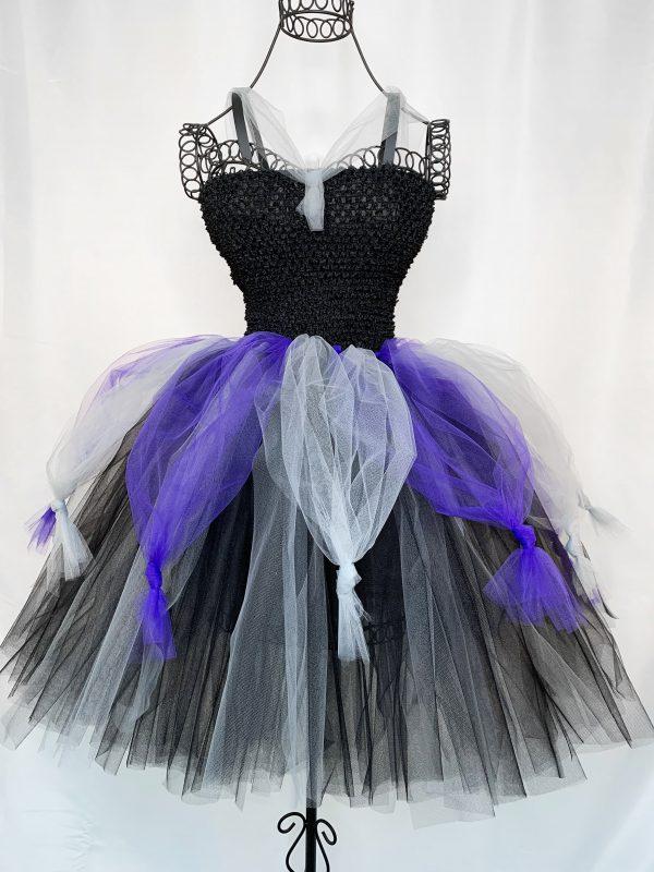 Sea Witch Tutu Dress Inspired by Ursula