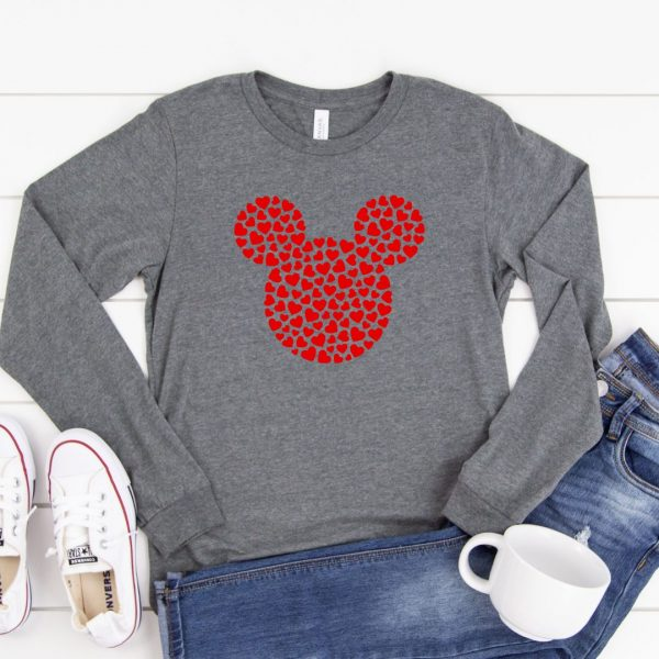 heart minnie