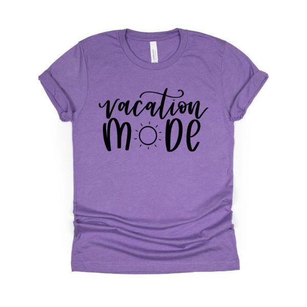 vacation mode sot t-shirt