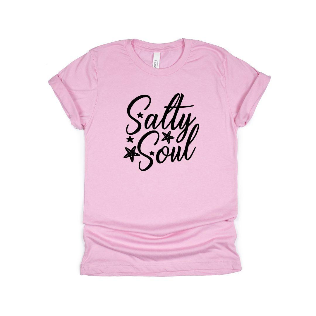 salty soul shirt